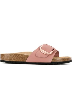 Birkenstock Madrid buckled sandals