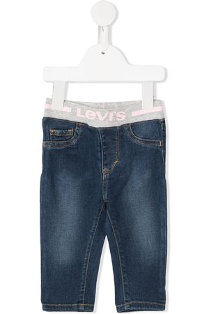 Levi's Jeans - Elasticated logo band jeans