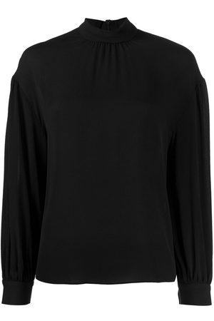 Vince High neck blouse