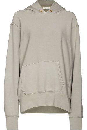 Les Tien Oversize cotton hoodie - Grey
