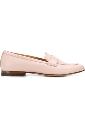 Scarosso Valeria slip-on loafers - Neutrals