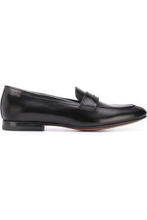 Scarosso Valeria almond toe loafers
