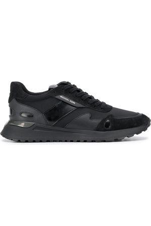 Michael Kors Miles panelled low-top sneakers