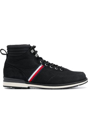 Tommy Hilfiger Slim suede hiking boots