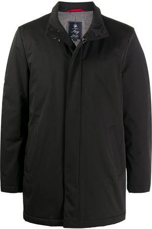 FAY High neck coat