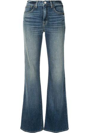 NILI LOTAN Women Bootcut - Faded bootcut jeans