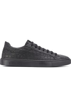 HIDE&JACK Crocodile low-top sneakers