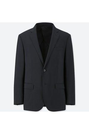 UNIQLO Men's Stretch Wool Slim-Fit Jacket, , 32 in.