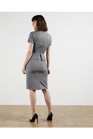 Ted Baker Tailored Asymmetric Dress