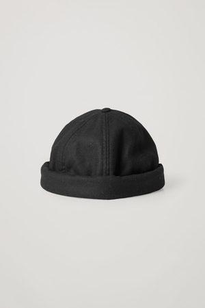 COS WOOL FELT SKULL CAP