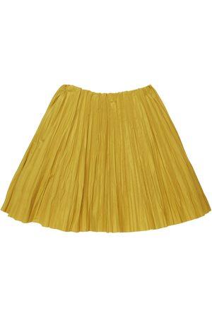 TIA CIBANI Pleated Skirt