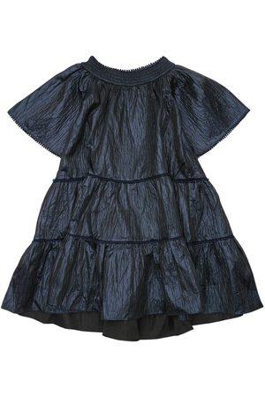 TIA CIBANI Antoinette Maxi Petticoat Dress