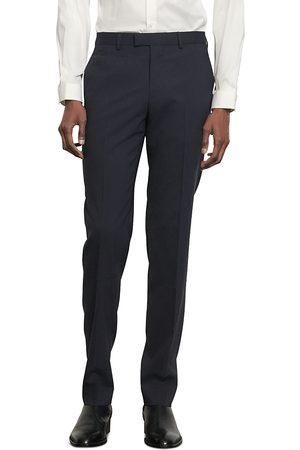 Sandro Travel Slim Fit Suit Pants