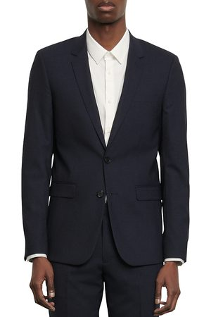 Sandro Travel Slim Fit Suit Jacket