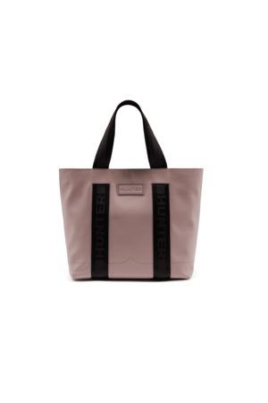Hunter Women Tote Bags - Original Rubberized Leather East West Tote Bag