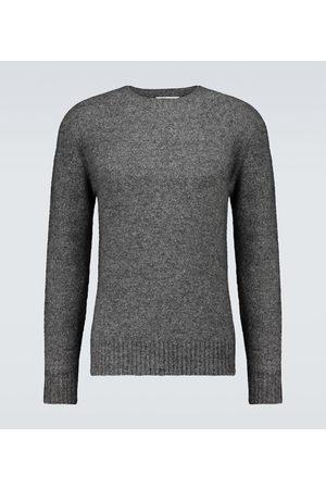 OFFICINE GENERALE Marco alpaca-blend sweater