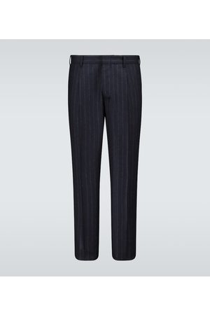 THE GIGI Tonga pinstriped pants