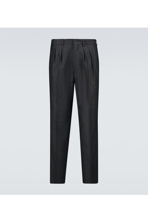 Isabel Marant Nicklen single-pleated pants