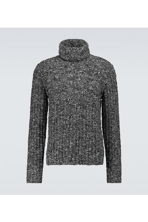 Dolce & Gabbana Wool-blend turtleneck