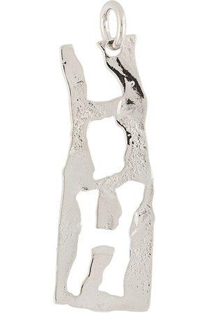 Acne Studios H-shaped pendant