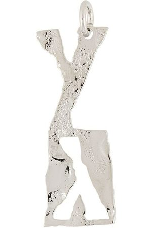 Acne Studios Y-shaped pendant