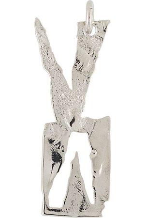 Acne Studios V-shaped pendant