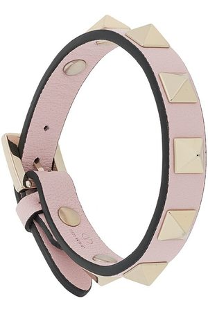 VALENTINO GARAVANI Women Bracelets - Rockstud buckle bracelet
