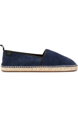 Dolce & Gabbana Rope sole suede espadrilles