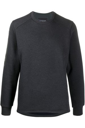 Sease Round neck knitted jumper - Grey