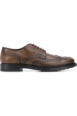 Tod's Men Brogues - Lace-up leather brogues