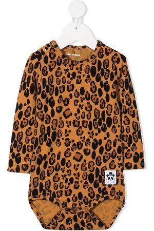 Mini Rodini Leopard print body