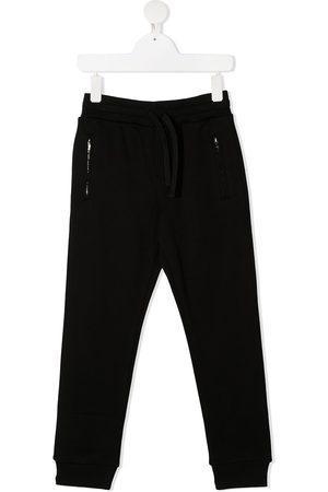 Dolce & Gabbana Brushed cotton sweatpants