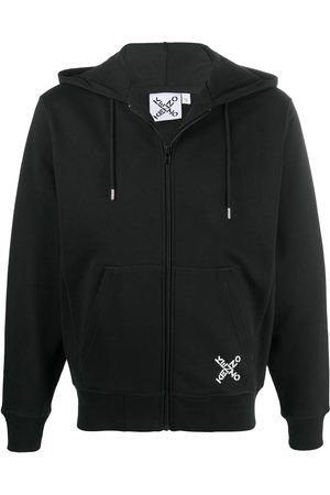 Kenzo Sport 'Little X' zipped hoodie