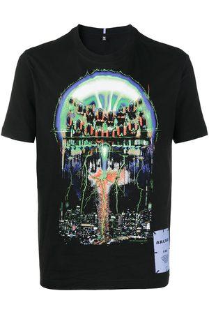 MCQ Arcade print T-shirt