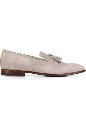Scarosso Flaviola tassel loafers - Grey