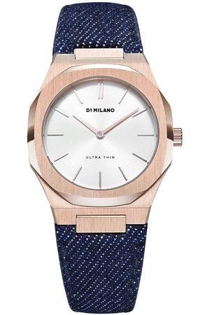 D1 MILANO Women Watches - Denim strap watch