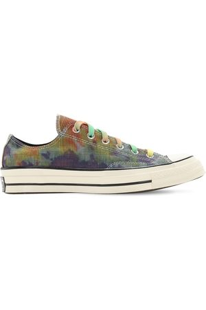 Converse Ct70 Tie Dye Plaid Sneakers