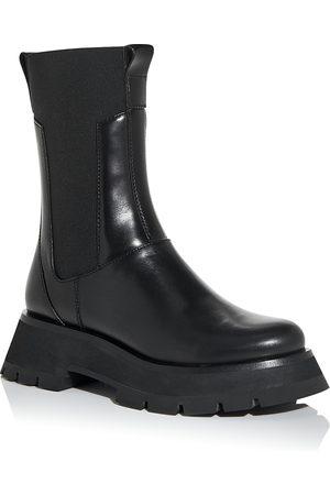 3.1 Phillip Lim Women Heeled Boots - Women's Kate Platform Combat Boots