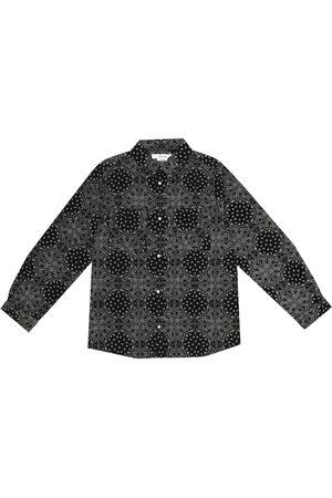 BONPOINT Paul paisley corduroy shirt
