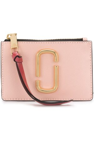 Marc Jacobs The Snapshot top zip multi wallet