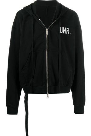 Unravel Project Highway zip-up hoodie