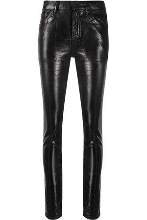 Saint Laurent Skinny five pocket jeans