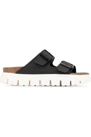 Birkenstock Women Flat Shoes - Arizona slip-on sandals