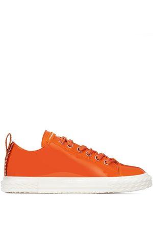 Giuseppe Zanotti Patent logo sneakers