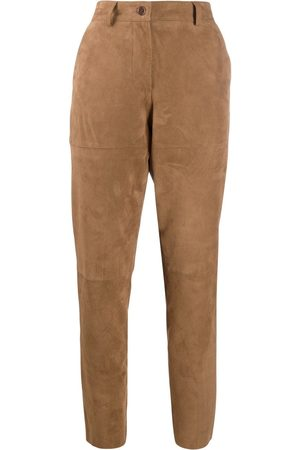 P.a.r.o.s.h. Women Straight Leg Pants - Straight-leg trousers