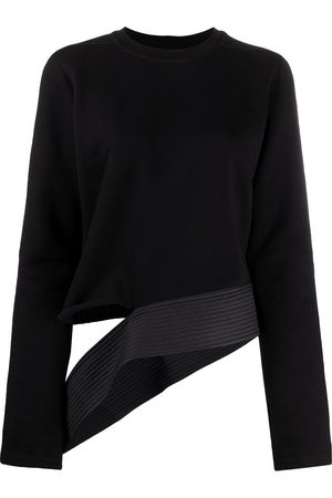 Rick Owens Asymmetric long-sleeved top