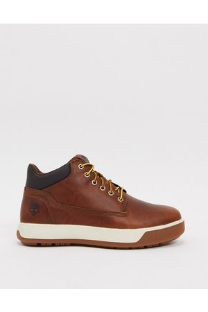 Timberland Leather tenmile chukka boots in