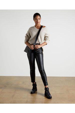 Ted Baker Faux Leather Legging Trouser