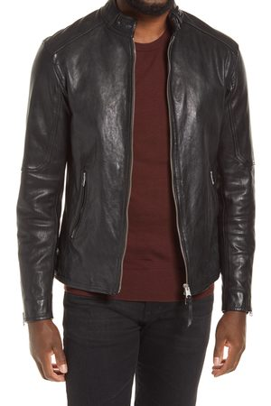 AllSaints Men's Cora Leather Jacket