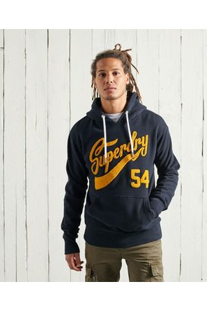 Superdry Limited Edition College Chenille Hoodie